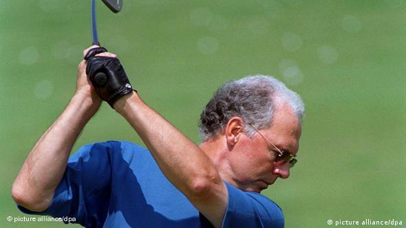 Franz Beckenbauer vrijeme najradije provodi na golf-terenima, no i dalje intenzivno prati svoj matični klub