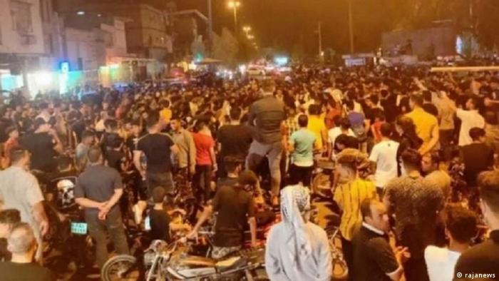 اعتراضات خوزستان به نقاط دیگر ایران نیز کشیده شد