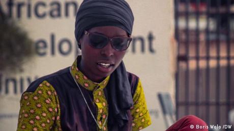 Niger I Fatoumata la Slameuse