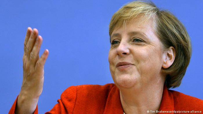 Angela Merkel, 21.08.2006