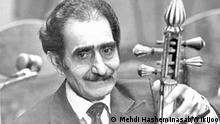 Ali Asghar Bahari, iranischer Musiker