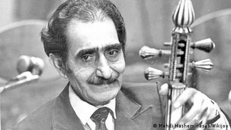 علی اصغر بهاری، نوازنده ساز کمانچه