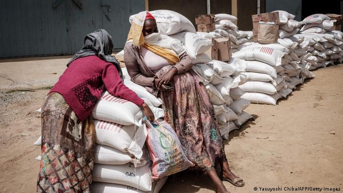 Äthiopien I Situation in Tigray