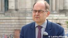 20.7.2021 Christian Schmidt, ehemaligen Landwirtschaftsminister und dem neuen Hohen Repräsentanten für Bosnien Herzegowina