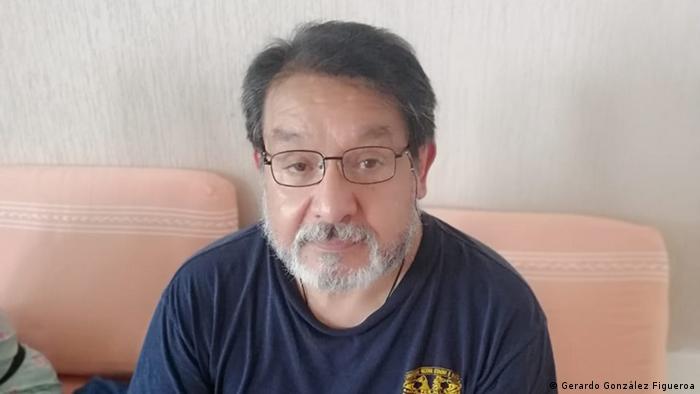 Mexikanischer Arzt Gerardo González Figueroa