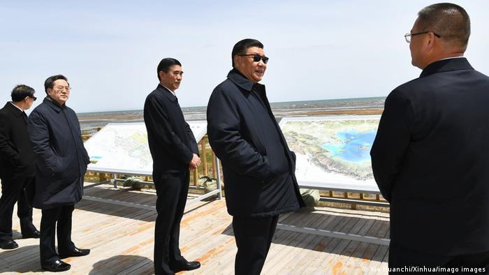 China Tibet | Xi Jinping, Präsident