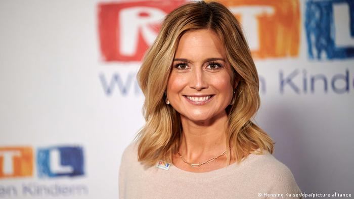Susanna Ohlen, RTL-Moderatorin
