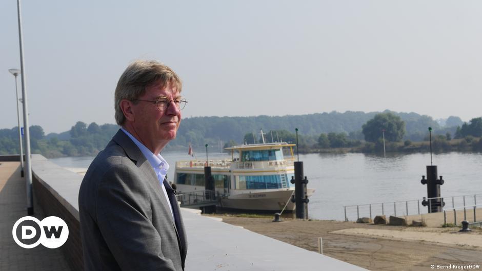 Wie die Niederlande Überschwemmungen verhindern