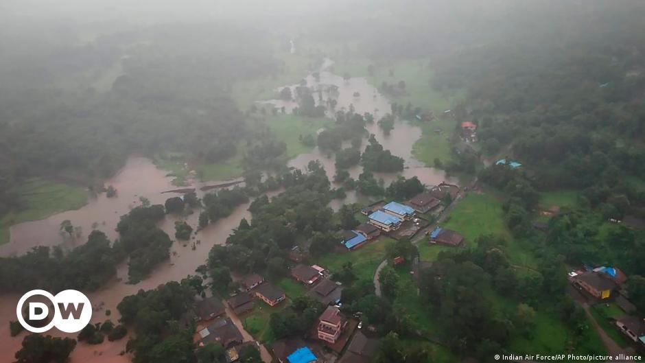 Viele Tote nach Erdrutschen in Indien