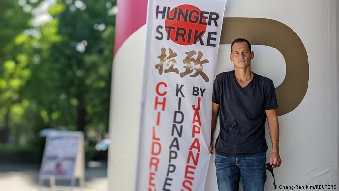 Hungerstreik von Vincent Fichot