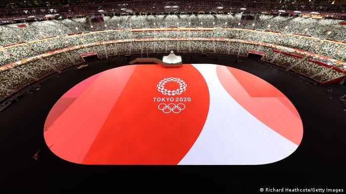 Eröffnungsfeier Olympische Spiele Tokio 2020