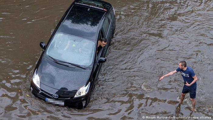 Після дощів у Києві