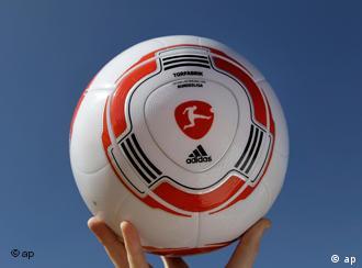 Torfabrik ili tvornica golova - tako se zove službena lopta Bundeslige u novoj sezoni