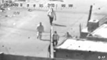 Ein Video dokumentiert den US-Angriff auf Zivilisten in Bagdad (Foto: AP)