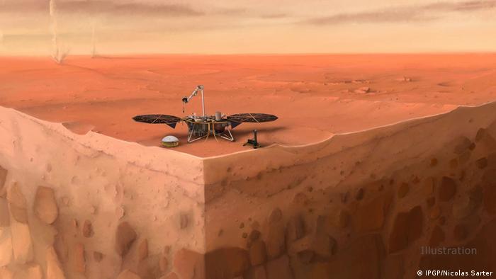 El módulo de aterrizaje eliminó suficiente polvo de un panel solar para mantener su sismómetro encendido durante todo el verano, lo que permitió a los científicos estudiar los tres mayores terremotos que han visto en Marte, según informó la NASA.