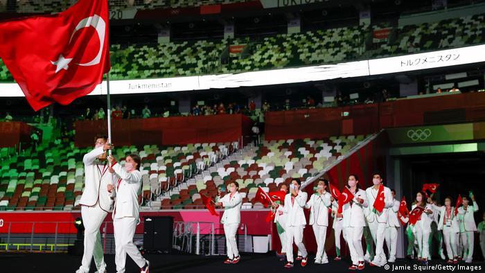 Eröffnungsfeier Olympische Spiele Tokio 2020 - Türkei