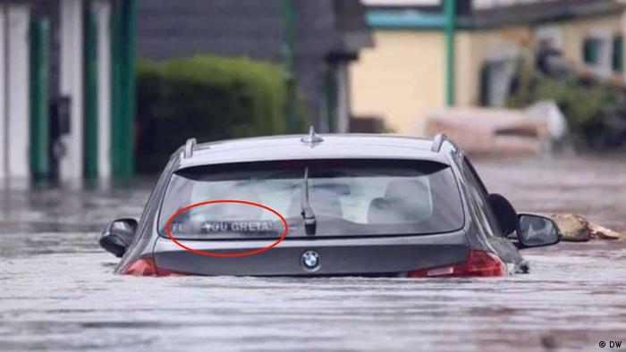 Faktencheck zu Hochwasser-Fakes