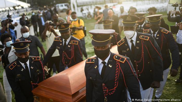 Haiti Cap-Haitien | Beerdigung von Haitis Präsident Jovenel Moise