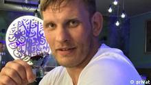 Fünffacher Weltmeister im Thaiboxen, dreifacher Weltmeister im Kickboxen und Gewinner der Russian Open MMA Championship Alexey Kudin