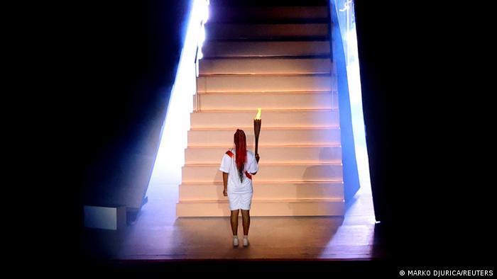 Eröffnungsfeier Olympische Spiele Tokio 2020 - Naomi Osaka