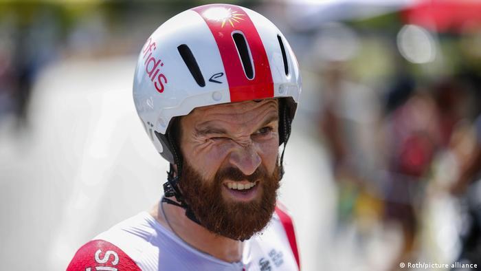 Simon Geschke, ciclist german