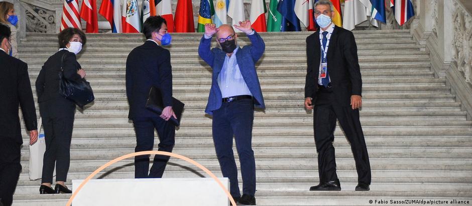 Sudionici sastanka ministara okoliša skupine G20