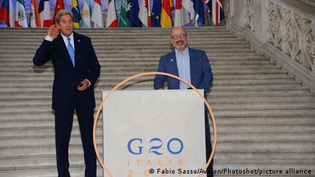 Italien Neapel | G20 Treffen | John Kerry