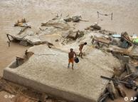 سیلابی پانی 17 گھروں کی جزوی یا کُلی تباہی کی وجہ بنا