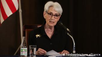 Japan Tokio | US Vizeaußenministerin Wendy Sherman
