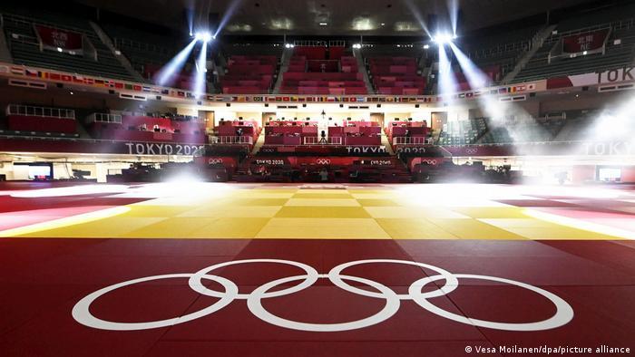 Tokyo 2020 | Judo Halle