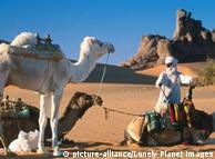 Povo tuaregue é símbolo do turismo no Saara e sofre com as consequências do terrorismo