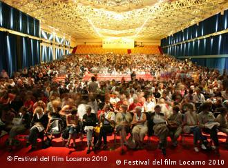 Salas cheias para as exibições do festival