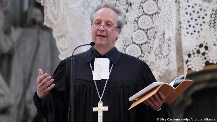 Biskup Christian Staeblein