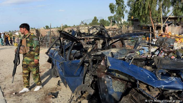 Afghanistan verhängt Ausgangssperre