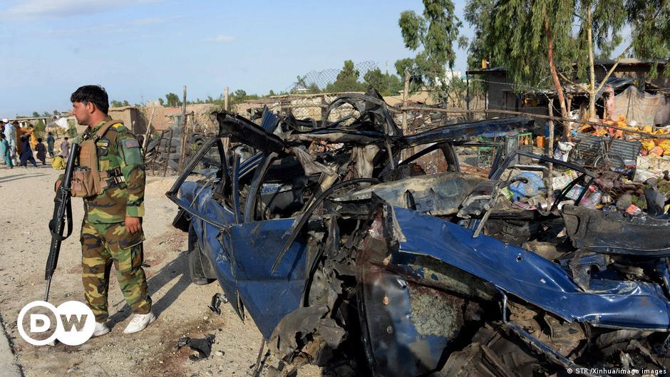 Afghanistan imposes nighttime curfew to stem Taliban push