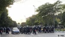 Titel: Protest Bildbeschreibung: Protest in Süd iranischen Provinz Khuzestan weitet sich aus. Am Samstag 24.07.2021 solidarisieren sich Menschen auch in nordwestliche Stadt Täbriz mit Khuzesten. via Mahmood Salehi Quelle: YGC Lizenz: Frei