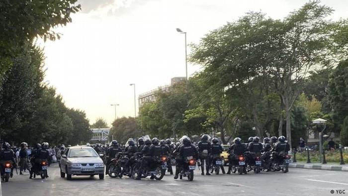 Iran I Protest in der Provinz Khuzestan