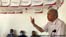 Undated handout photo released on July 24, 2021 by the Ciudadanos por la Libertad (CXL) party of its presidential candidate Noel Vidaurre (R) in Managua. - Vidaurre was sent to home arrest on July 24, 2021, the police informed, uplifting to 28 the opponents to the government of Nicaraguan President Daniel Ortega who were arrested. (Photo by - / Ciudadanos por la Libertad / AFP) / RESTRICTED TO EDITORIAL USE - MANDATORY CREDIT AFP PHOTO / CIUDADANOS X LA LIBERTAD (CXL) - NO MARKETING NO ADVERTISING CAMPAIGNS -DISTRIBUTED AS A SERVICE TO CLIENTS - BEST QUALITY AVAILABLE