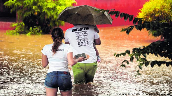 Масштабное наводнение в Коста-Рике (2018)