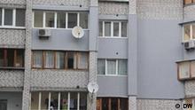 Plattenbauten in Kiew