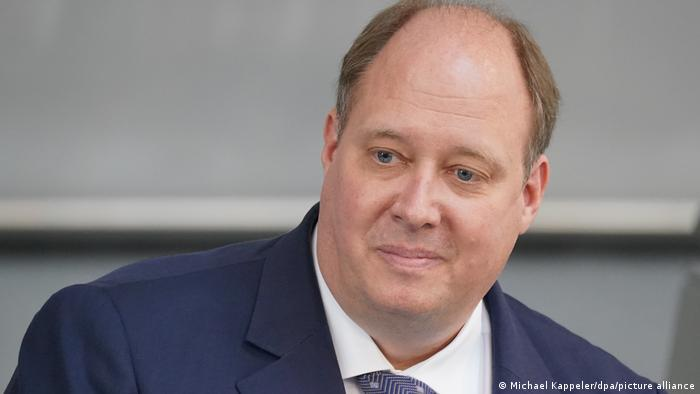Almanya Başbakanlık Dairesi Başkanı Helge Braun