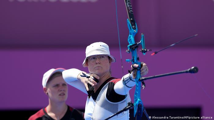 Olympia 2020 Tokio l Bogenschießen - Lisa Unruh