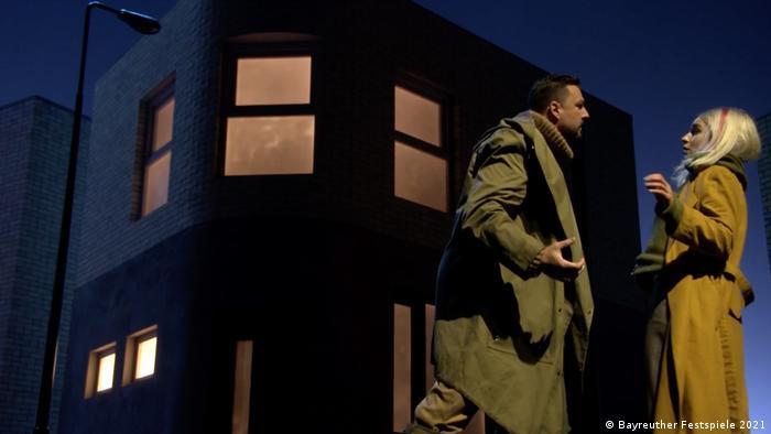 Асмик Григорян в опере Летучий голландец