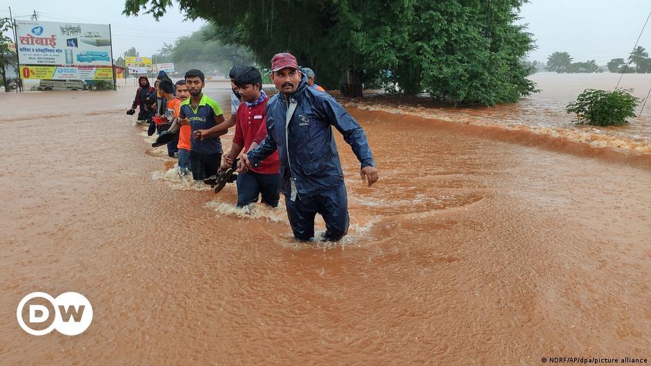 Viele Tote durch Monsun in Indien