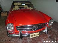 Mercedes Benz, seria 230SL, prodhuar 1966.