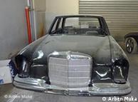 Mercedes Benz, seria 108, prodhuar 1969.