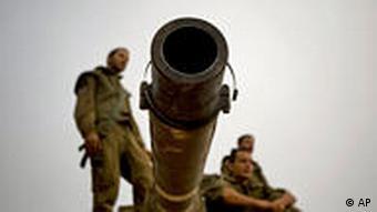 Israel Soldat Libanon Hisbolla Panzer