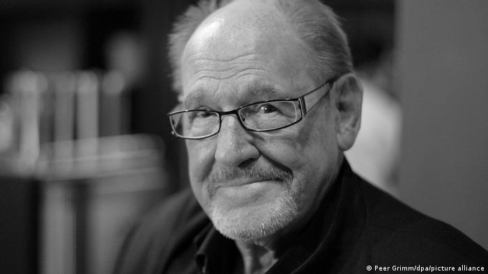 A photo of Herbert Köfer at the age of 87