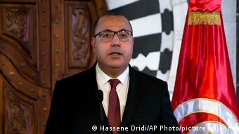 Tunis, Tunesien   Hichem Mechichi