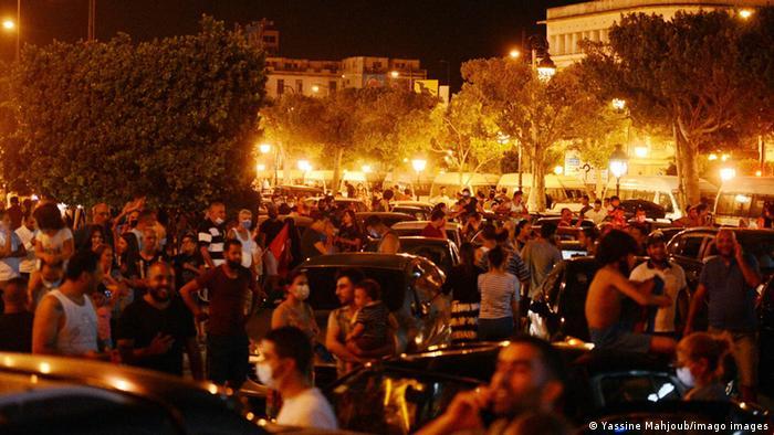Tunesien | Staatspräsident Kais Saied entlässt Regierungschef Hichem Mechichi
